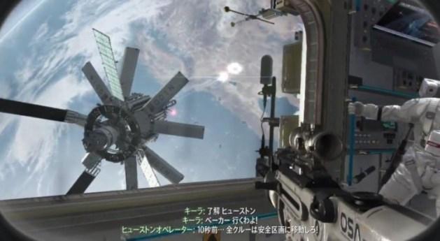 CoD: ゴースト:明日発売!日本語吹き替え版の冒頭10分を収めたキャンペーン動画公開