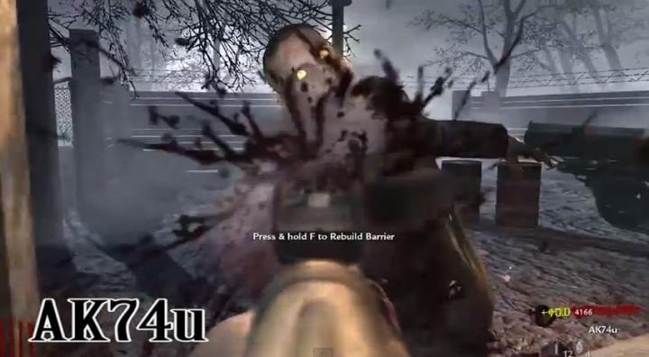CoD:BO,BO2の銃を『Call of Duty: WaW』で使える夢のMOD配信中