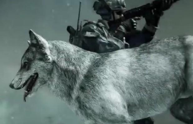 """CoD: ゴースト: ガードドッグ用の""""Wolf""""スキンがPSNとPCで配信開始"""