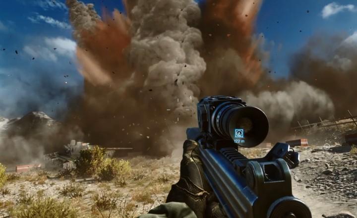 "Battlefield 4 : ""神動画コンテンスト""第二弾の候補が4本選出、どれにする?"