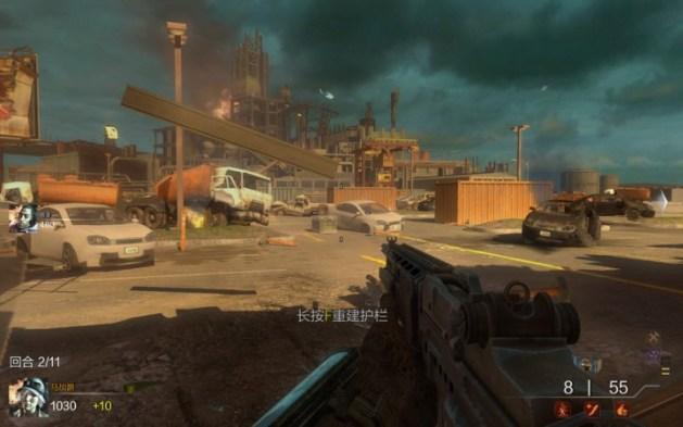 CoD: Online サイボーグ・ゾンビの新たな映像が公開