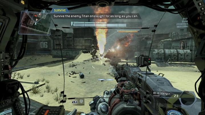 タイタンフォール:Xbox Oneは792pで確定か、PC版は60FPS制限のアンロック作業中