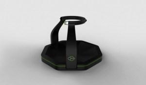 """これがFPSの未来だ!最先端VRデバイス""""Virtuix Omni""""でCoD,BFをプレイ"""