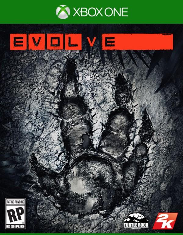 evolve-ボックスアート
