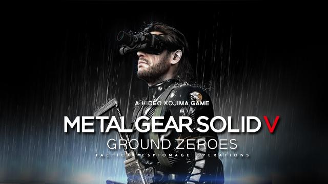 MGS: グラウンド・ゼロズ:「短い」とされたプレイ時間に小島監督が言及、「満足していただけるはず」