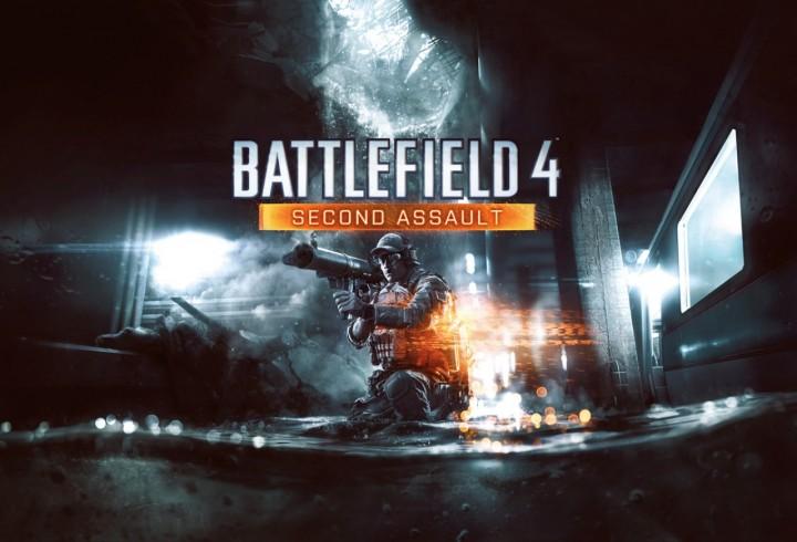 "BATTLEFIELD 4:DLC""Second Assault""の配信日決定!プレミアムメンバー2月18日、一般配信3月4日"