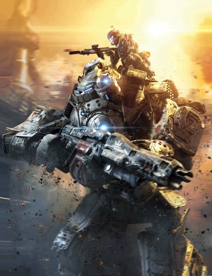 Titanfall Cover Art _DEC