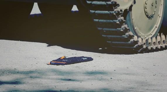 リアル戦車に踏れても動作するか?ゲーミングキーボード「G710+」PRムービー