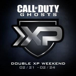 CoD ゴースト:今週末にダブルXP期間(2/21-2/24)、Steamではマルチプレイが無料