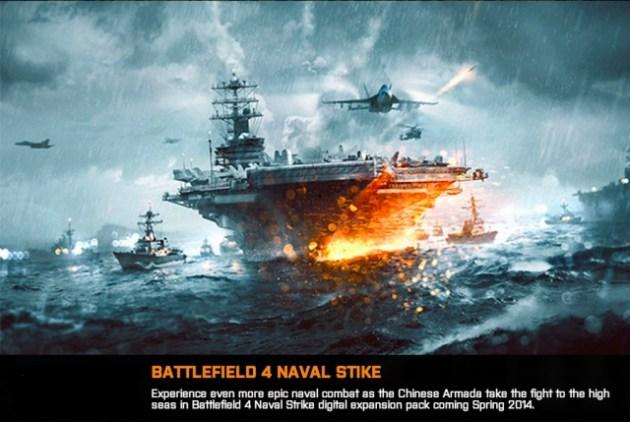 "BATTLEFIELD 4:第三弾DLC""Naval Strike""のディティールが明らかに"