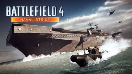 """BATTLEFIELD 4:DLC""""Naval Strike"""""""