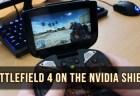 """Battlefiled 4 携帯ゲーム機""""Nvidiaシールド""""でBF4をプレイする動画を発見"""