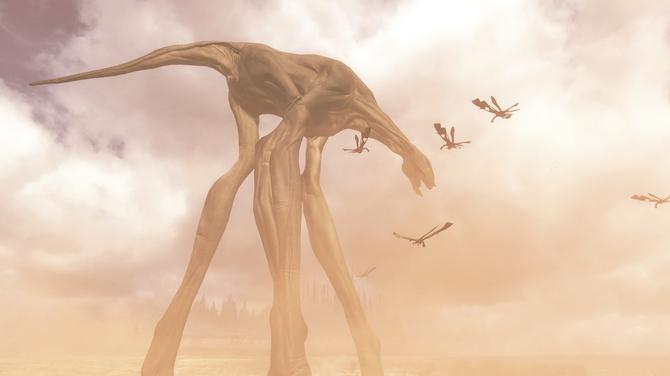 タイタンフォール:異形の恐竜やタレット、ジップラインやマップイメージなど、膨大なイメージ&新情報まとめ