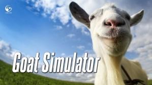 Goat Simulator ヤギシュミレーター