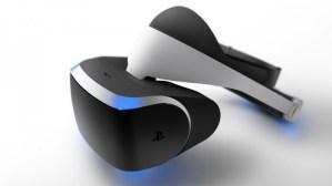 コードネームは「Project Morpheus」! ソニーがPlayStation4対応バーチャルリアリティデバイスを開発中