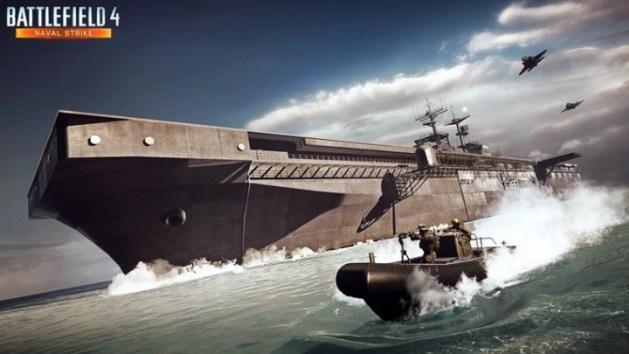 """BATTLEFIELD 4:DLC""""Naval Strike""""の追加武器が続々とリーク"""