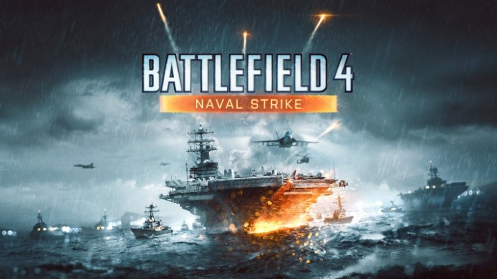 """BF4:第3弾拡張パック""""Naval Strike""""の無料配布開始、7月26日まで(PS4,PS3)"""