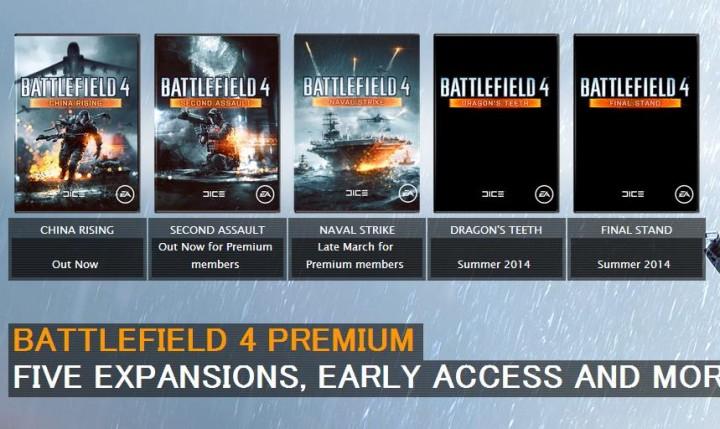 BATTLEFIELD 4:拡張パック第4弾 & 第5弾の開発は新スタジオが担当