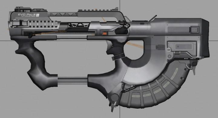 CoD: ゴースト:クールな新武器「The Ripper」が登場、動画と高解像度イメージも