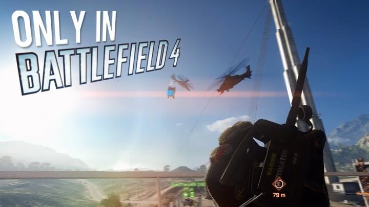 "Battlefield 4 : ""神動画コンテンスト""の勝者が決定!公式TOP4スーパープレイを見逃すな"