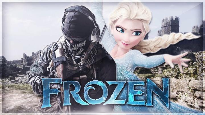 『CoD : ゴースト 』への憎しみを「アナと雪の女王」の歌に乗せたパロディーソングが人気
