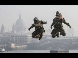 タイタンフォール パイロットを実際に再現、ロンドンで行われたロンチイベントの映像