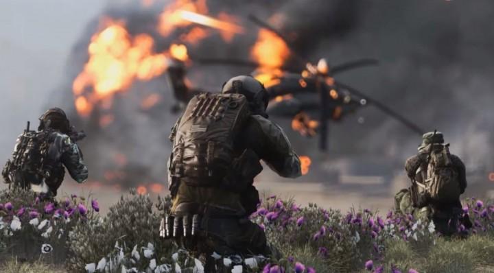 Battlefiled 4 : 必見。ゲームを超えた超ハイクオリティーファンメイド動画