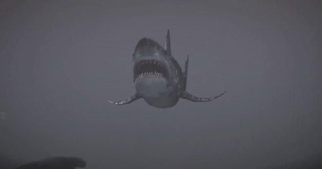 Battlefield 4 : メガロドンに続き歌うサメが発見される!?