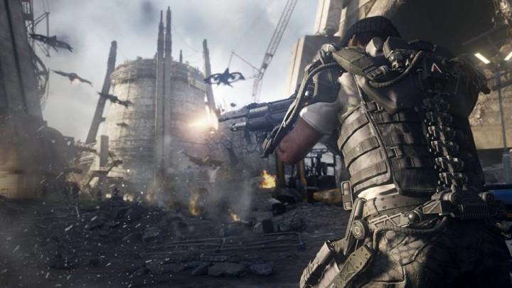 CoD:AW:ストーリー、外骨格の強化、Co-op、エネルギー武器などの新情報が続々