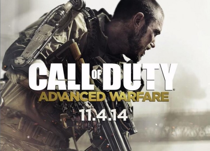 CoD:AW:『Call of Duty: Advanced Warfare』の高画質メインアート