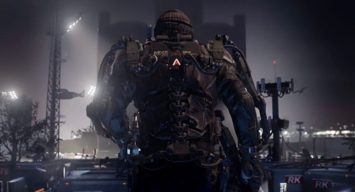 CoD:AW:外骨格(EXOスーツ)はPERK代替か。ブースト回避やスーパージャンプ、空中ホバリングなど概要まとめ