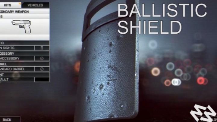 Battlefield 4 : DICEが今後の取り組みを発表、シールド弱体化、ラッシュ変更など大量の変更点