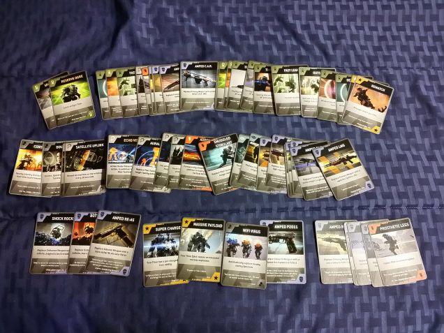タイタンフォール : バーンカードを実際に作ってみた。販売なるか?