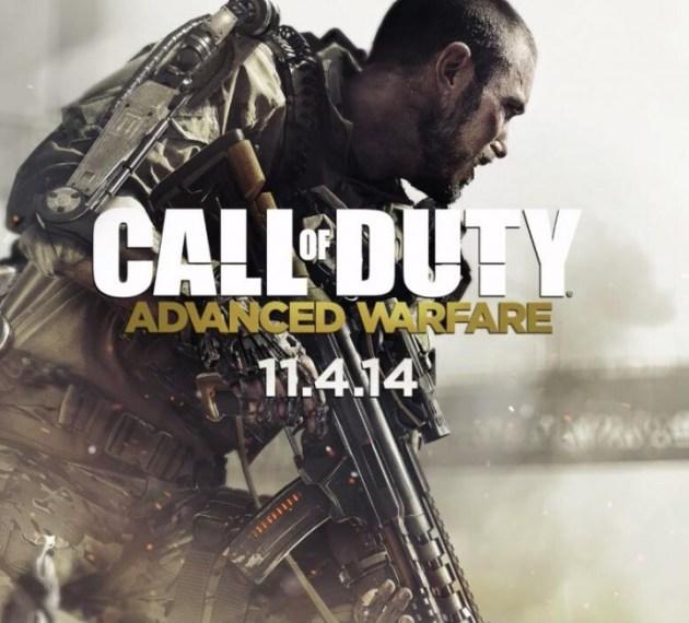 『Call of Duty Advanced Warfare(コールオブデューティ アドバンスド・ウォーフェア)』