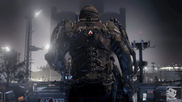 CoD:AW:『Call of Duty: Advanced Warfare』公式トレイラー公開