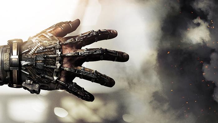CoD:AW:『Call of Duty: Advanced Warfare』公式サイト公開、強化外骨格の高解像度イメージ発掘