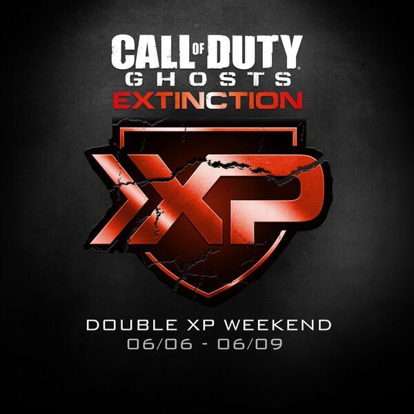 『Call of Duty Ghosts(コールオブデューティー:ゴースト)』エクスティンクション-エイリアンモードダブルXPpYpFo9IAAAaRS4