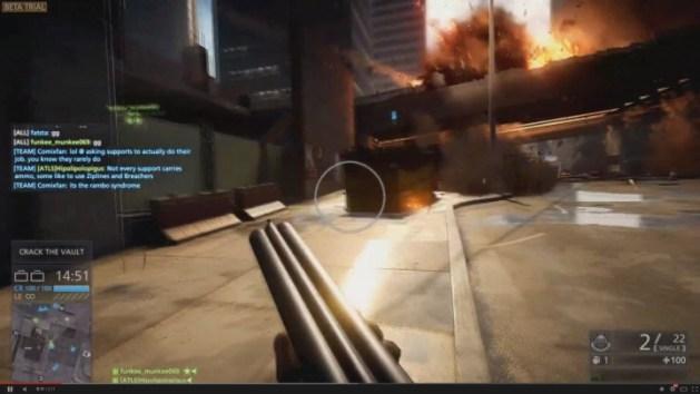 BFH : たった120秒!Heistモード勝利動画