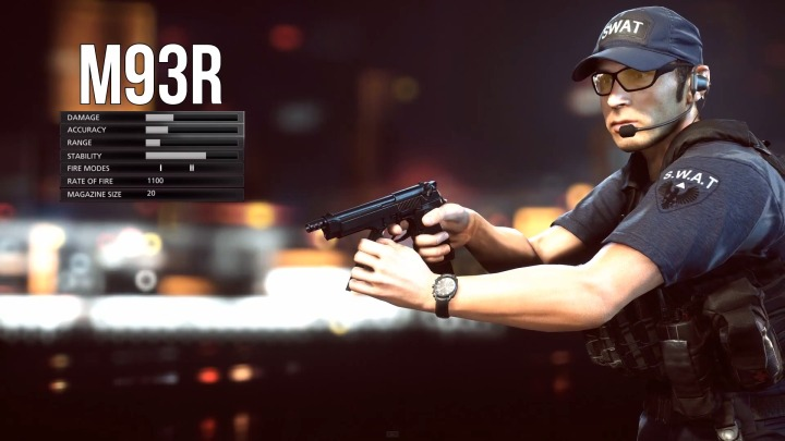 BFH : 隠し武器・ガジェット・マップ・ゲームモードがファイルから発掘、実際にプレイ