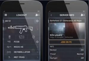 Battlelog App
