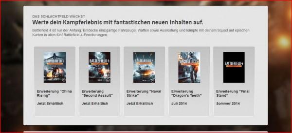 """Battlefield 4  第三弾拡張パック""""Dragon's Teeth""""は7月リリース確定ドイツ"""