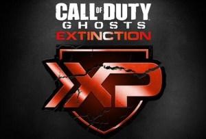 『Call of Duty Ghosts(コールオブデューティー:ゴースト)』エクスティンクション-エイリアンモードダブルXP