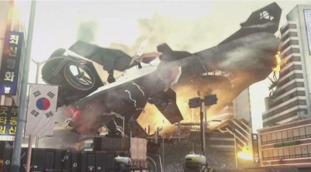 CoD Advanced Warfare(コール オブ デューティ アドバンスド・ウォーフェア)キャンペーン021