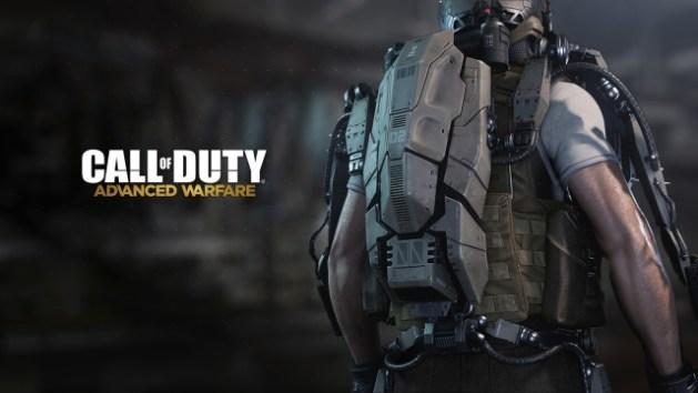 CoD:AW : 新型EXOスーツのスクリーンショット公開、壁紙にも利用可能