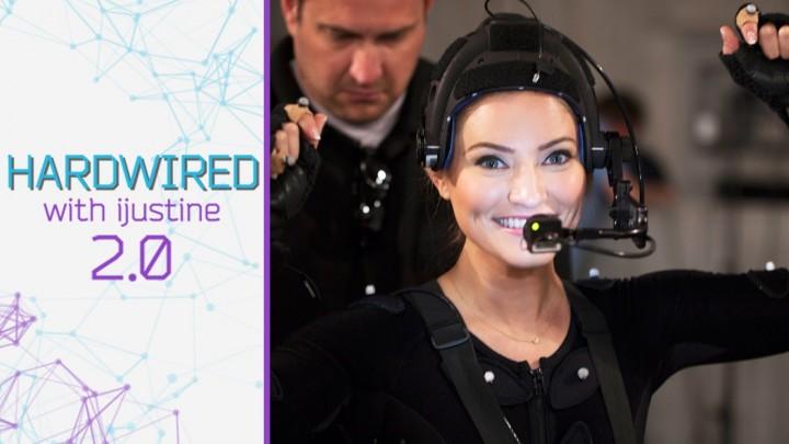 CoD:AW:最新鋭のモーションキャプチャー取材動画。女性兵士が撃たれるシーンなど