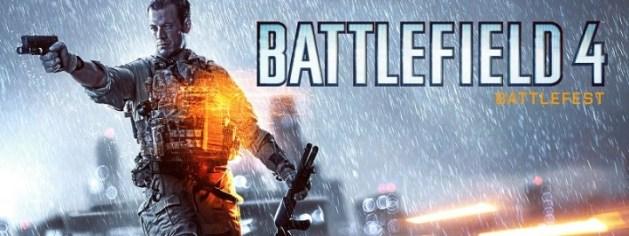 Battlefield 4 : 夏のファン感謝祭「Battlefest」を7月13日から開催。迷彩配布、コンテスト、ダブルXPなど