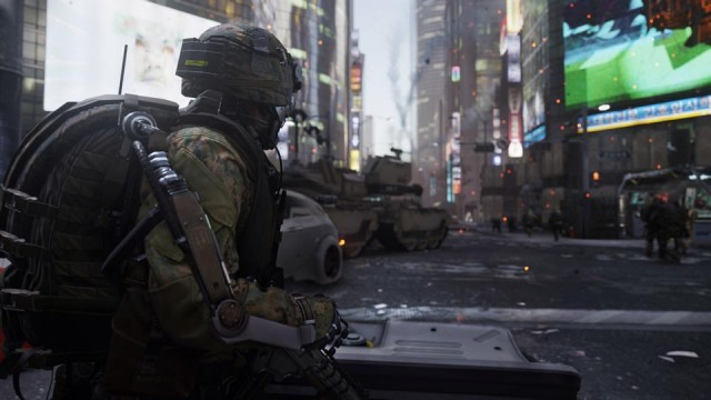 CoD:AW:Xbox One版プレイ動画を徹底検証、解像度は約900pでFPSは少々不安定?