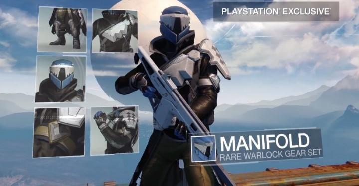 Destiny:豪華なPS独占コンテンツを紹介するトレイラー公開
