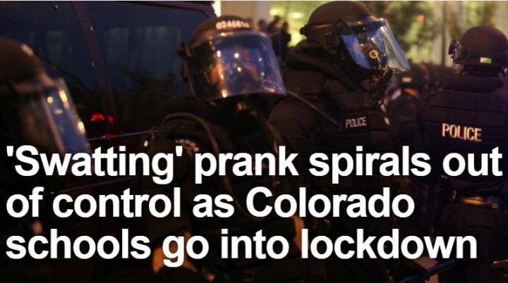 生放送:ゲーム内で爆弾を仕掛けていた実況配信者、SWATに乗り込まれ拘束される