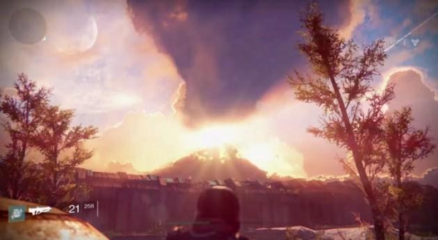 Destiny:流れる雲をボーっと観るだけの動画...が海外で人気